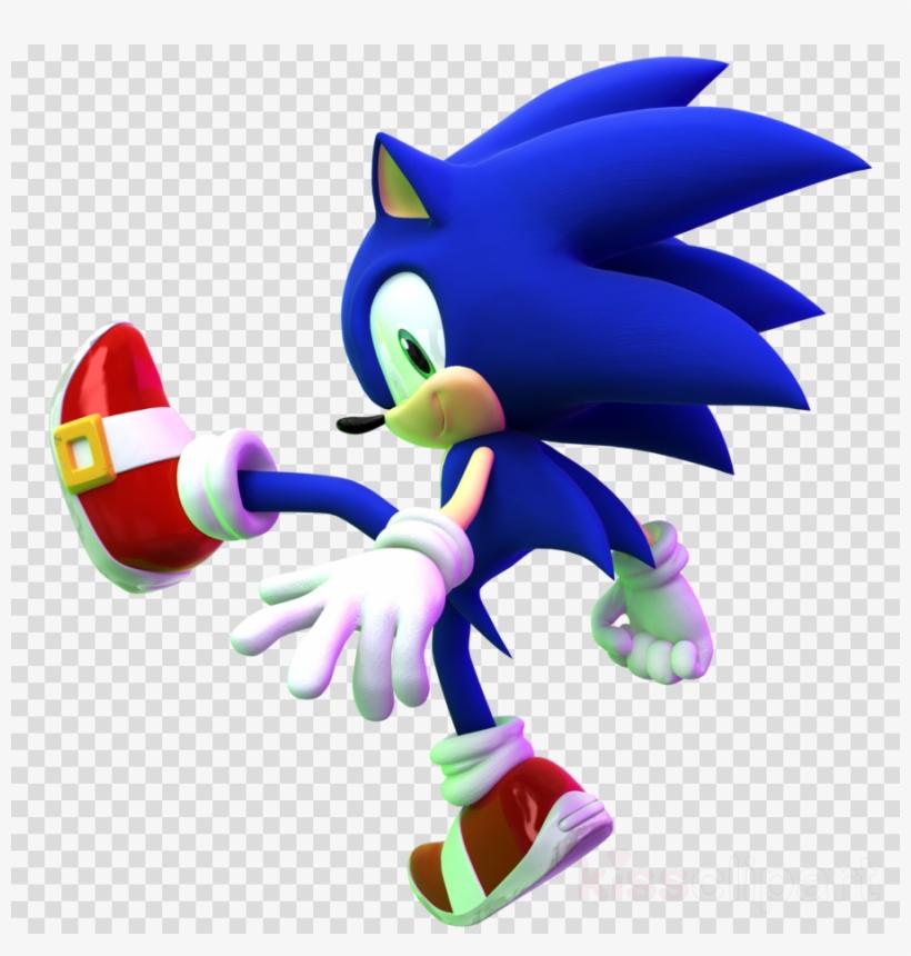 Sonics Hair Clipart Sonic Sega All Stars Racing Sonic Sonic The Hedgehog 900x900 Png Download Pngkit