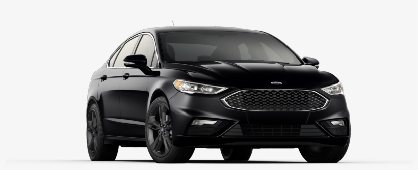 2017 Ford Fusion Sport With Black Wheels 2018 Transpa Png