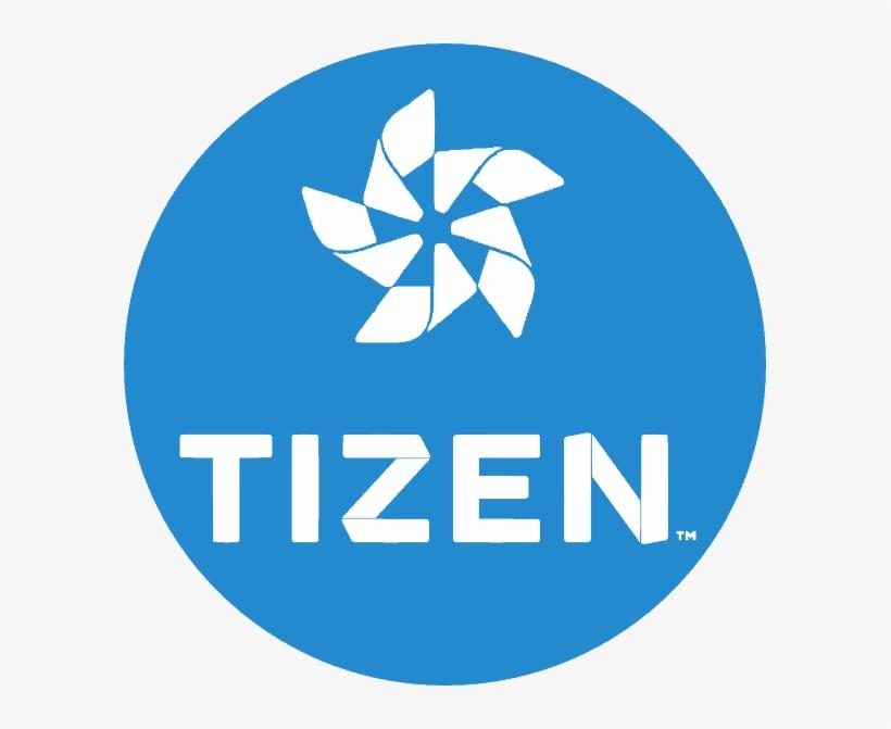 5 Best Custom Roms For Lg G5 - Tizen Os Logo - 591x591 PNG Download