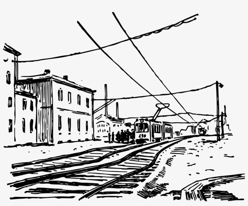 Sensor Model Railroad Track