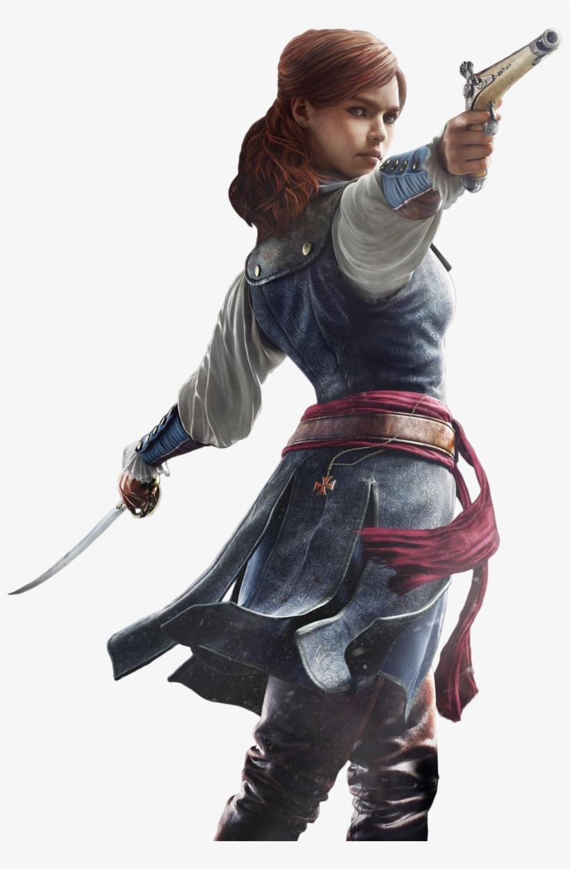 Assassins Creed Unity Png Photos Elise De La Serre Costume