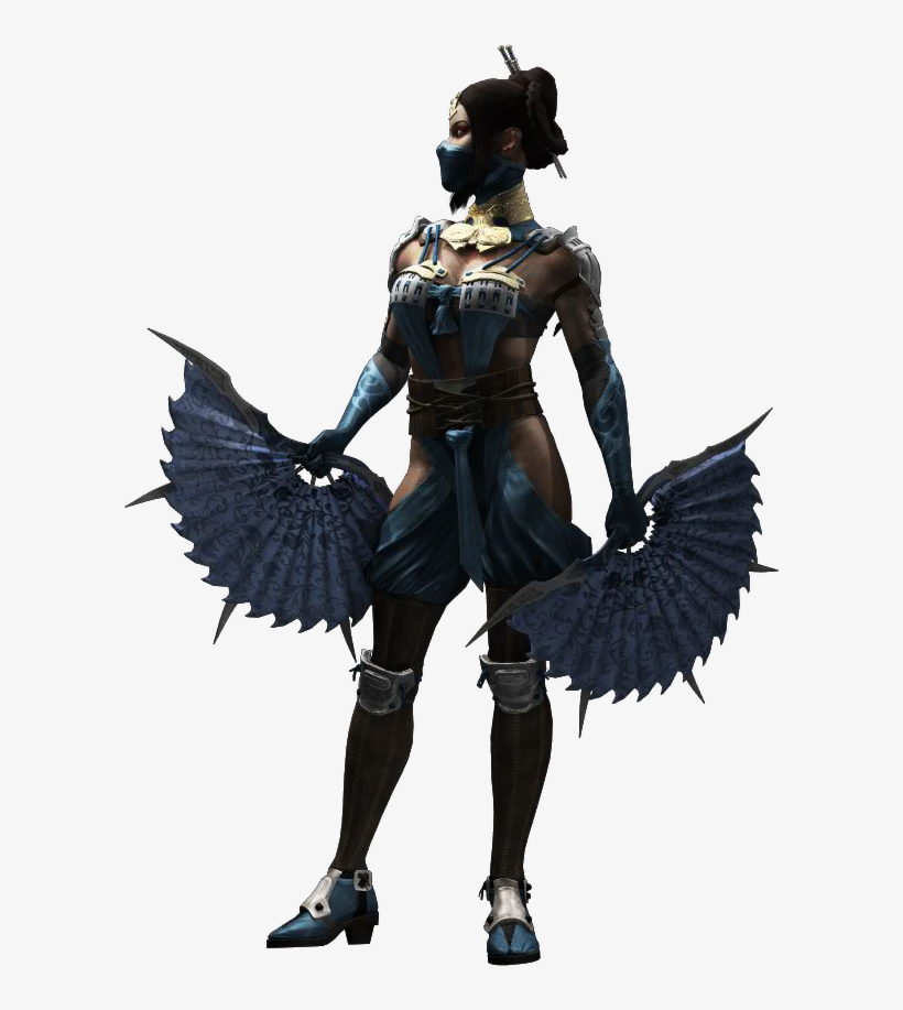 Why Women Criticise Sexualised Character Designs Black Kitana Mortal Kombat 594x837 Png Download Pngkit