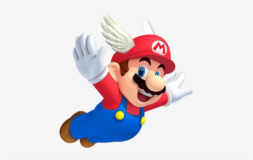 Super Mario 64 Mario Png - New Super Mario Bros 2 Mario