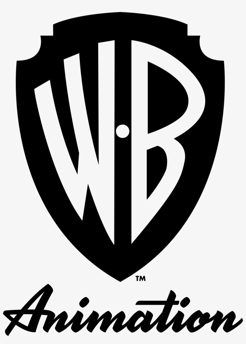 Image Px Warner Bros Animation Logo Svg Warner Bros Animation Logo 758x1024 Png Download Pngkit