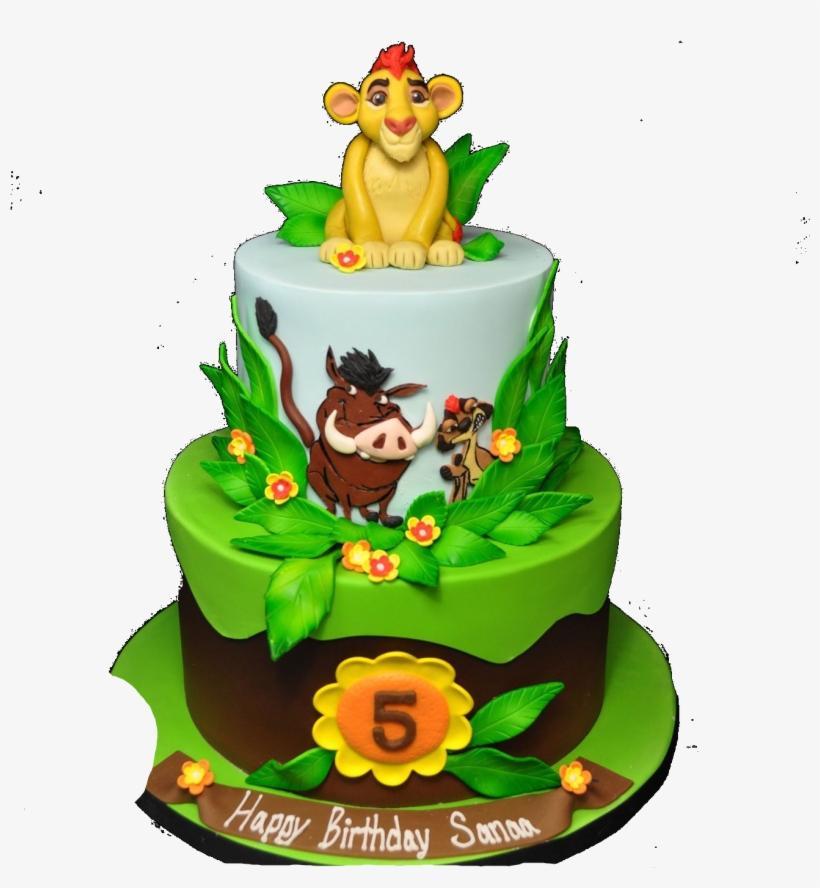 Lion Guard Birthday Cake Lion King Guard Cake 1434x1434 Png Download Pngkit