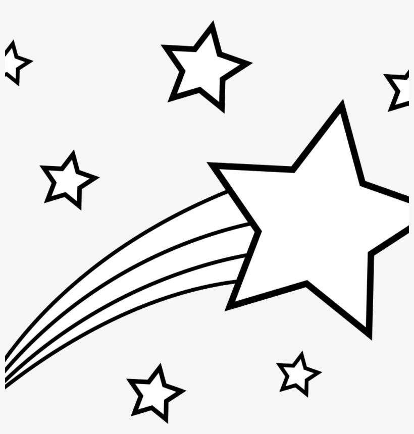 New Drawing A Shooting Star Dibujos Para Pintar Con Tempera