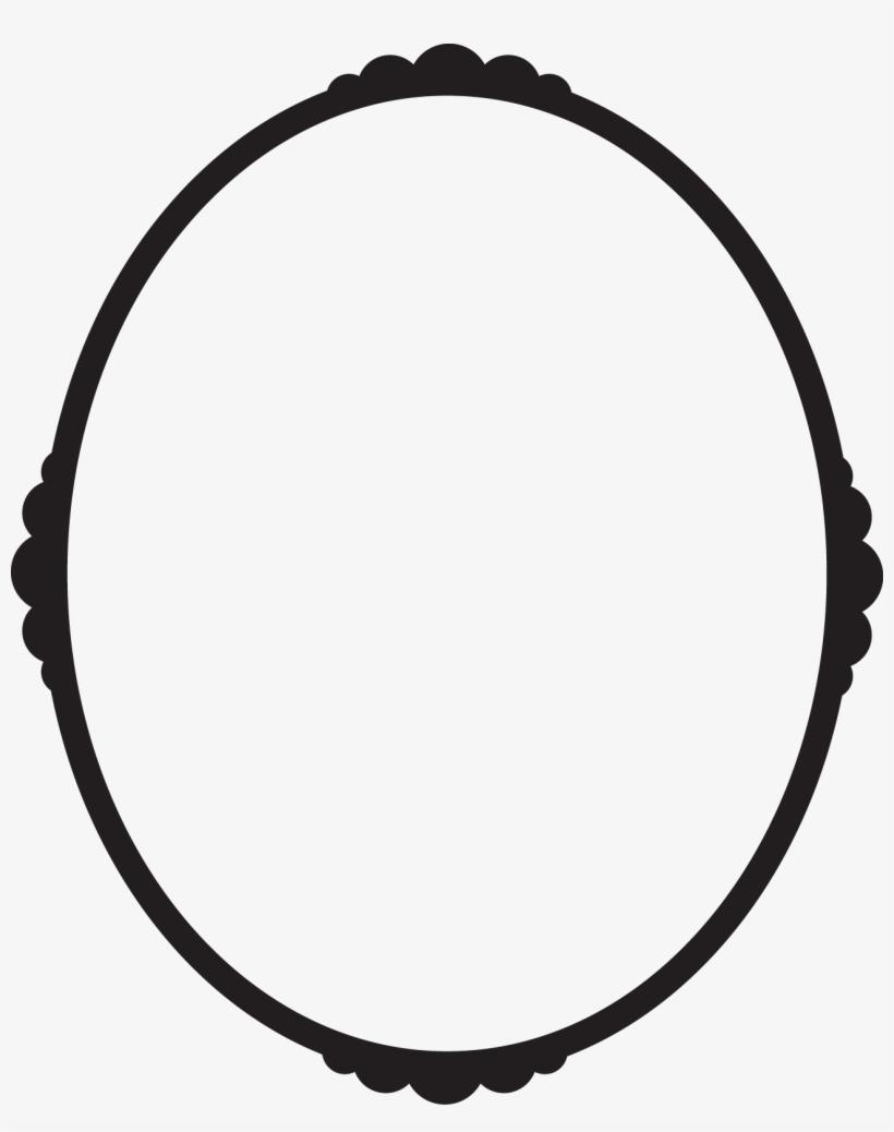 988e7b1057c Black Oval Frame Png Svg Library Download - Pressure - 1294x1575 PNG ...