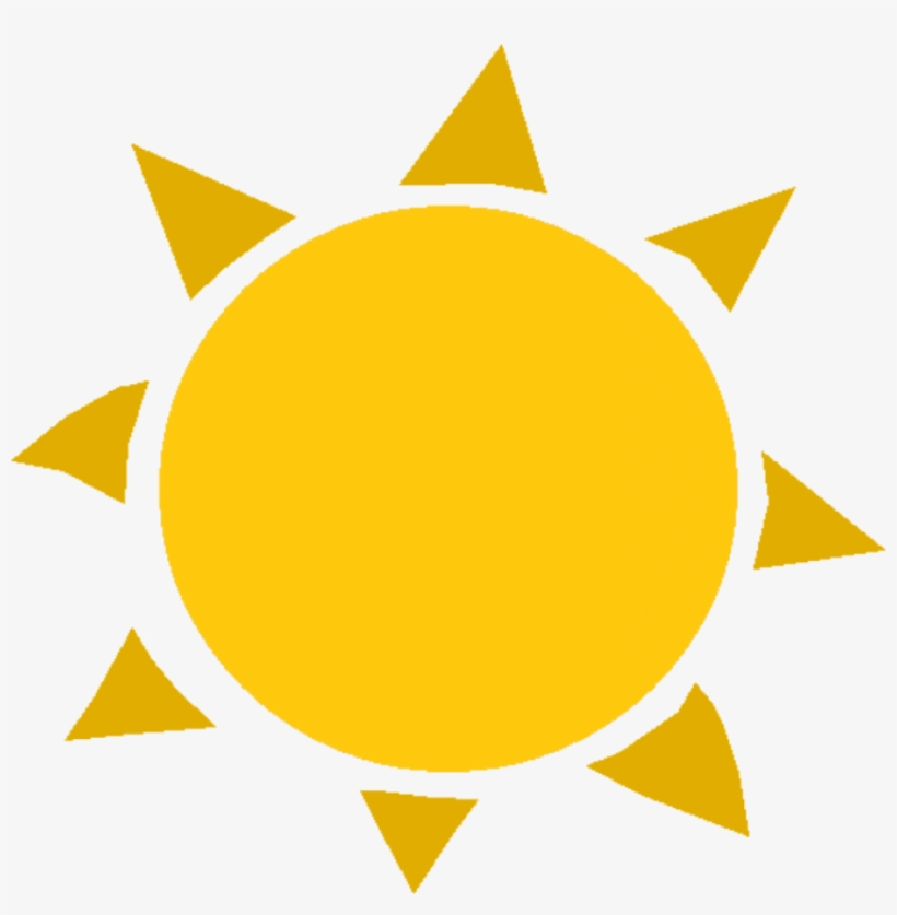 Sun Clipart Png Images - Sunny Weather Icon - 400x388 PNG ...