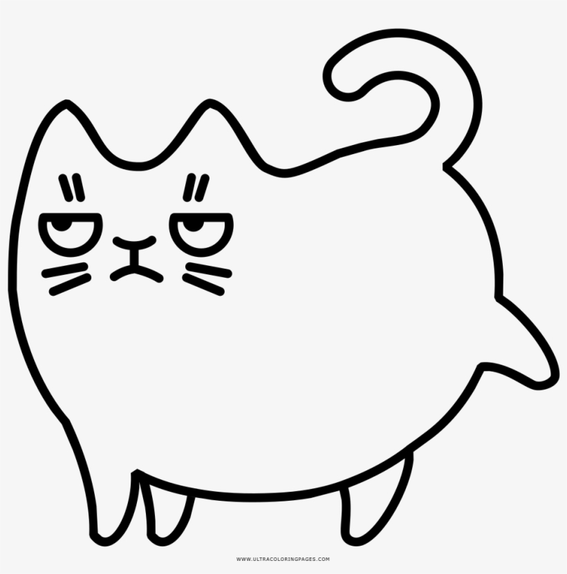 Brilliant Photo of Nyan Cat Coloring Pages | Pusheen coloring ... | 831x820