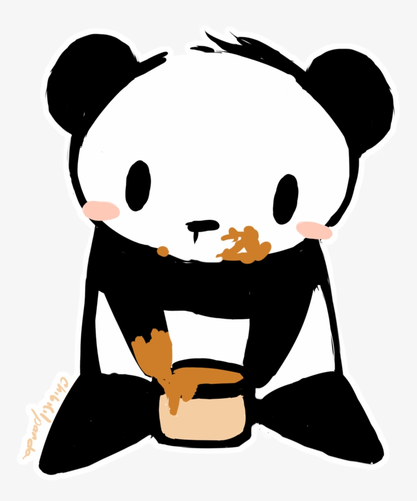 Cute Panda Anime Gif Choco Panda Ceramic Cup Mug Johnflick