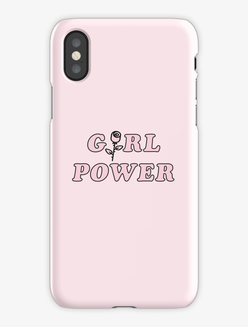 girl power iphone x snap case aesthetic phone case iphone xr 750x1000 png download pngkit girl power iphone x snap case