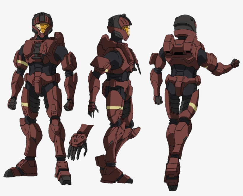 Hl Characterdesign Daisyarmor Daisy Halo Legends Spartan 1280x720 Png Download Pngkit