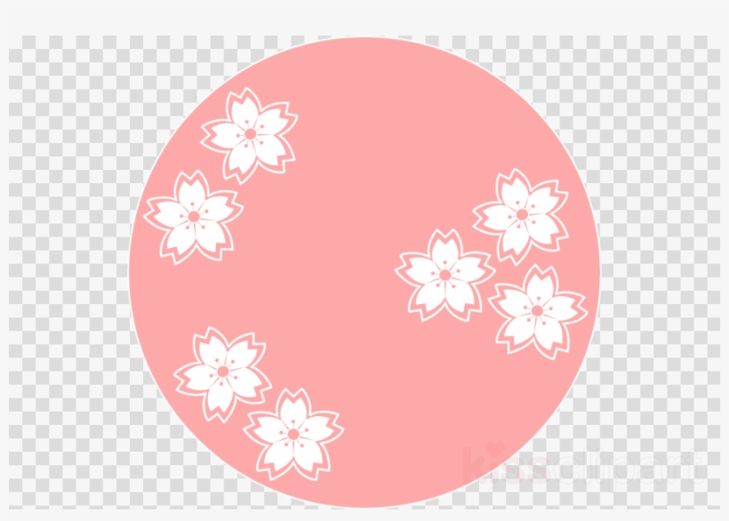 Sakura Blossom Clip Art