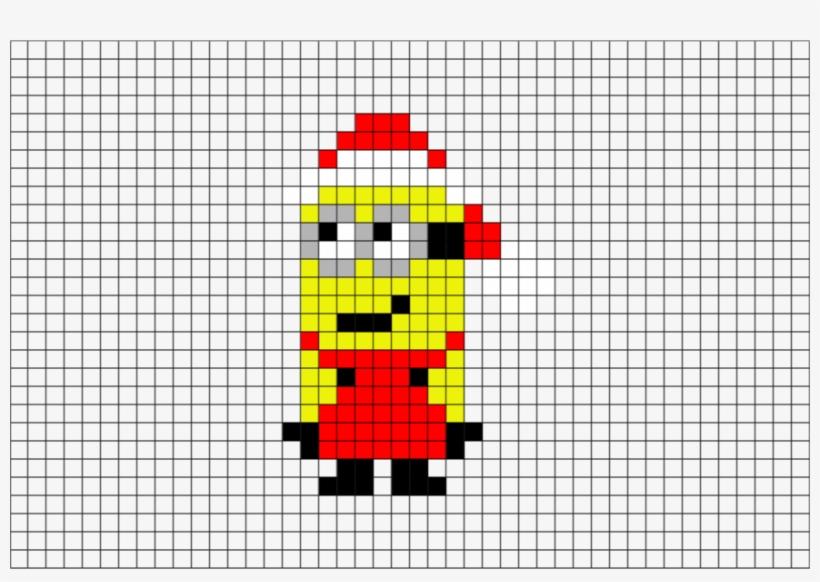 Pixel Art Minion 880x582 Png Download Pngkit
