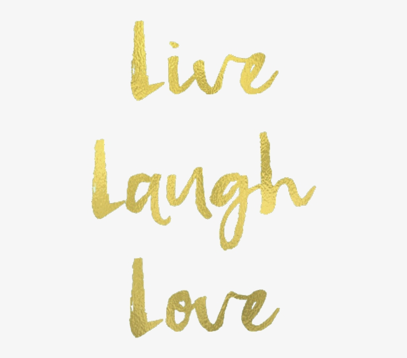 Live Laugh Love Hand Lettering 480x683 Png Download Pngkit
