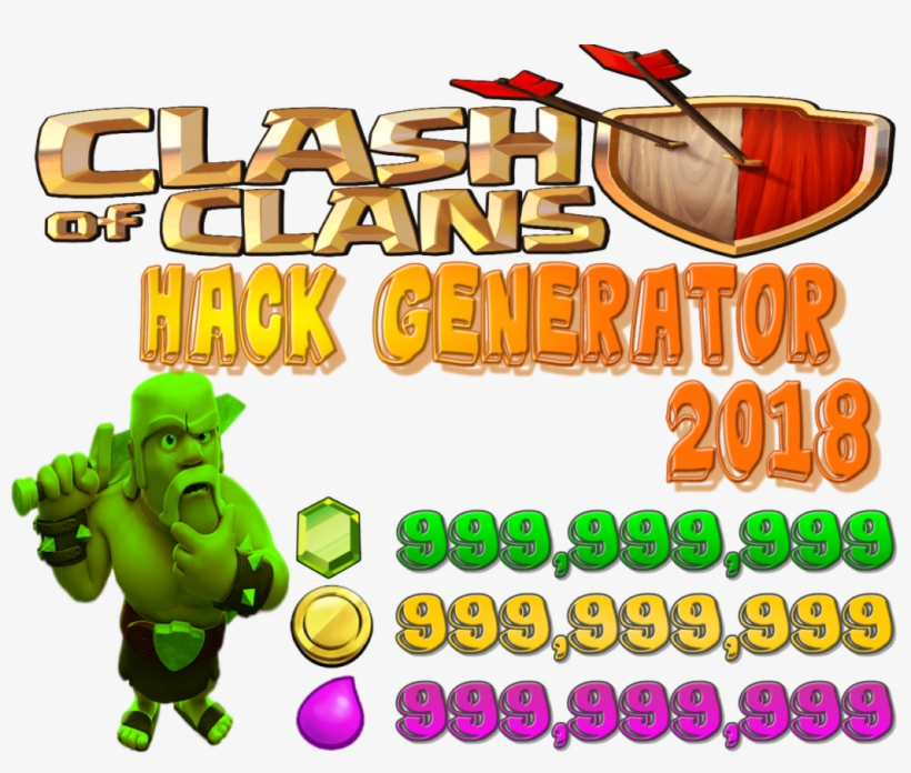 clash of clans hack tool download 2018