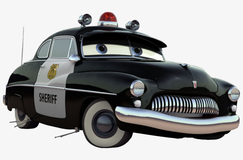 Cars Sheriff Cars Movie Sheriff 800x458 Png Download Pngkit