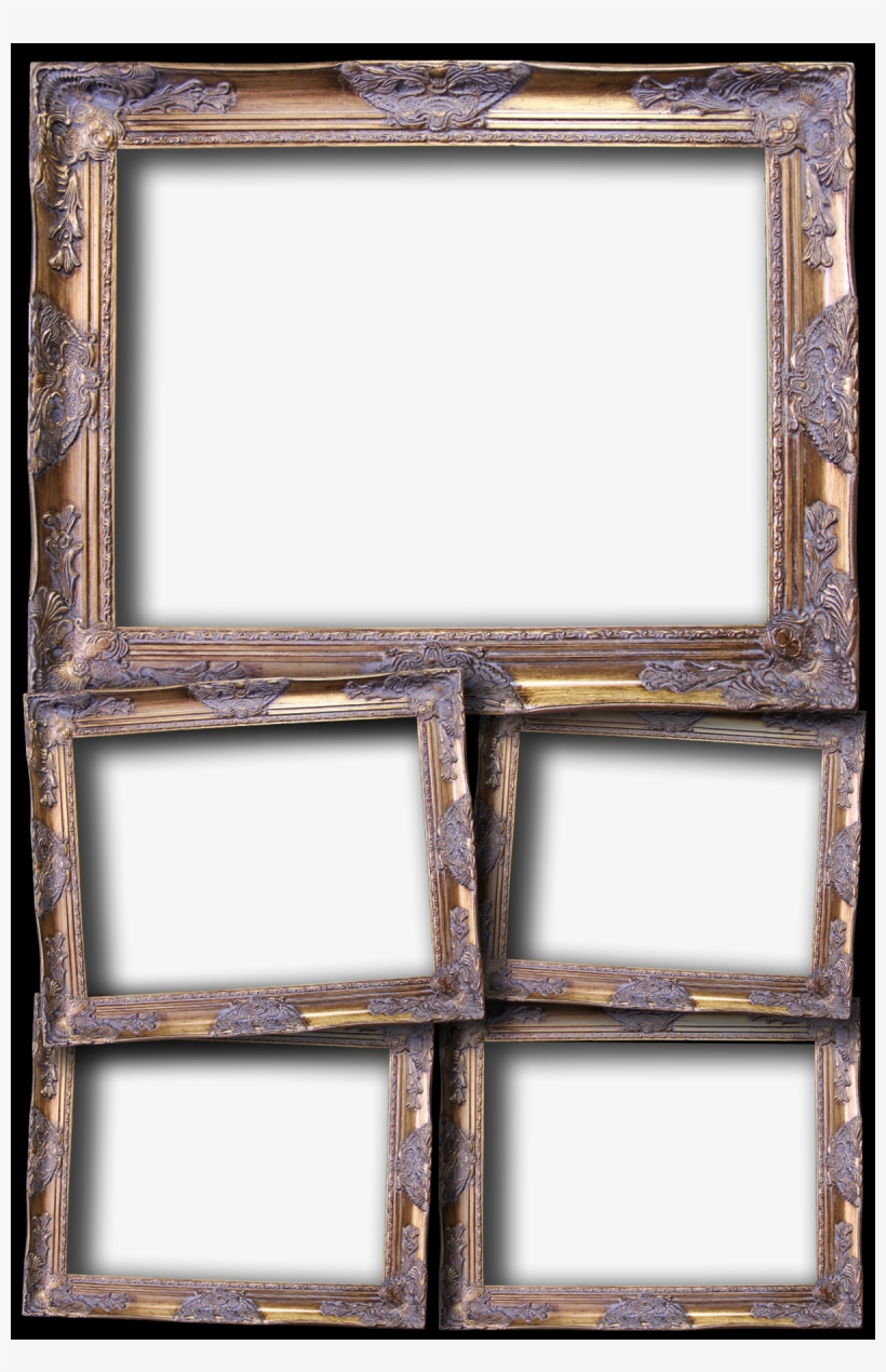 Multiple Picture Frame Png 1200x1800