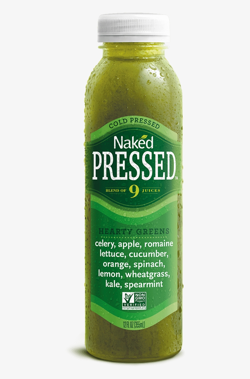 Naked Naked Pressed Citrus Lemongrass Juice Naked Pressed