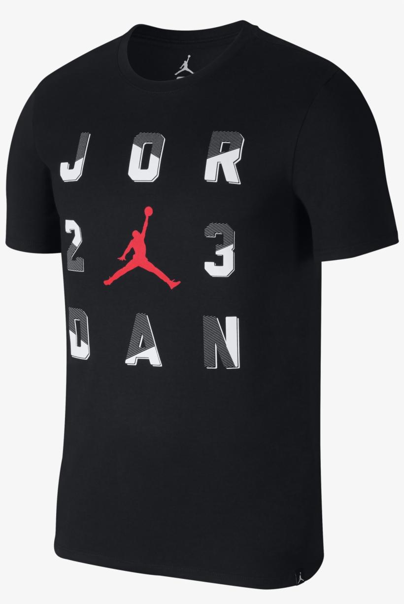 3547c7f8391e Air Jordan 23 Sportswear Tee - 2000x2000 PNG Download - PNGkit