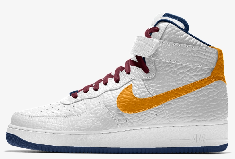 info for f82af 01e75 Nike Air Force 1 High Premium Id Men's Shoe Size - 1000x1000 PNG ...