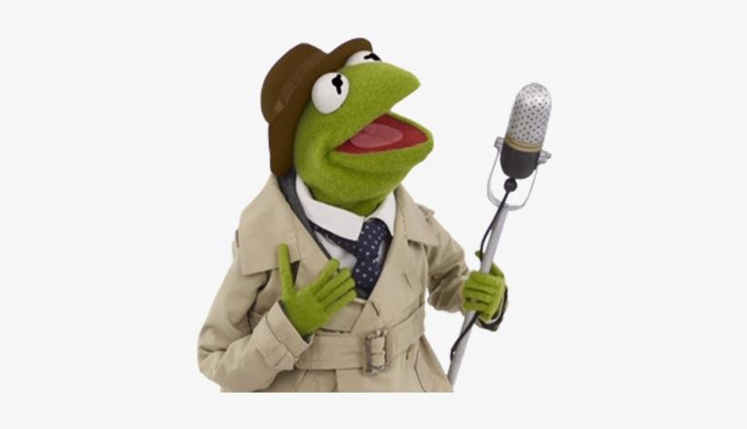 Muppet Newsflash - Kermit The Frog Sesame Street - 400x400 PNG Download -  PNGkit