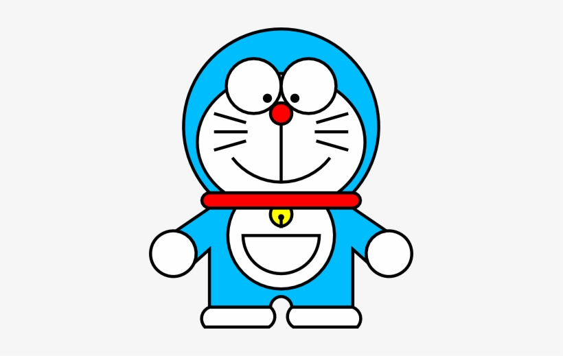 Doraemon In Svg Format Doraemon Svg Format Svg 385x439 Png