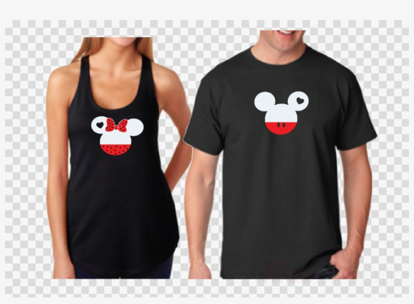 f247e11f2 Mom And Dad Disney Shirt Clipart T-shirt Minnie Mouse - 900x620 PNG ...