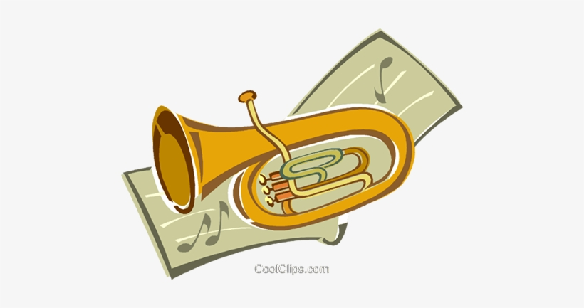 Tuba Clipart Cool Clipart Freeuse Library Musical Instruments