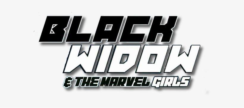 Black Widow Logo Png Black Widow Comic Logo 603x289 Png Download Pngkit