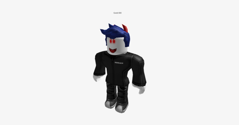 Guest 666 Is A Hacker Last Guest Roblox 420x420 Png Download