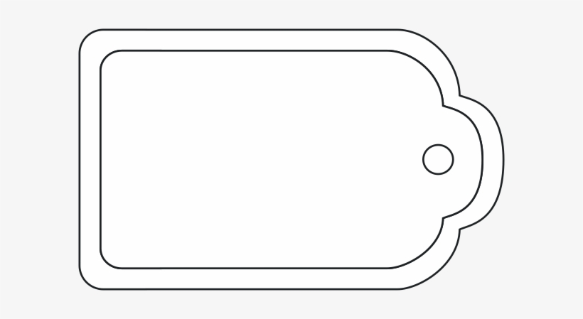 Tag Template Png Svg Free Download Gift Tag Template Png 600x369 Png Download Pngkit