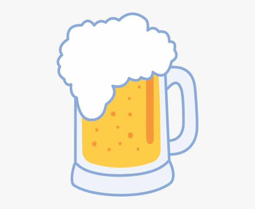 Caneca De Cerveja Desenho Fundo Preto 456x592 Png Download Pngkit