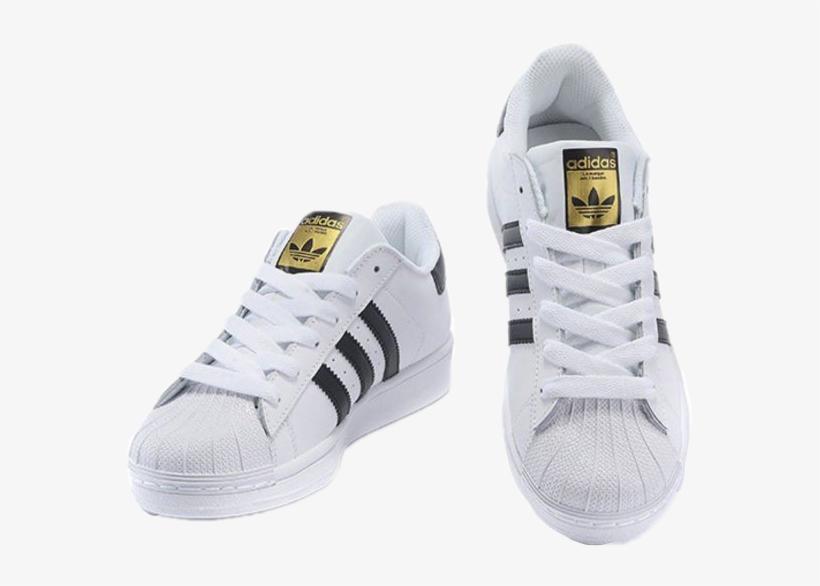 sin embargo Embajada pierna  Adidas Superstar Shoes Price - 565x506 PNG Download - PNGkit