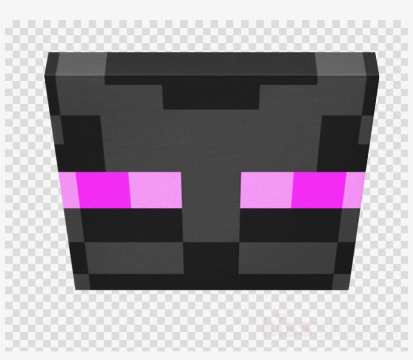 Pattern Clipart Minecraft Enderman Video Games 900x740 Png Download Pngkit