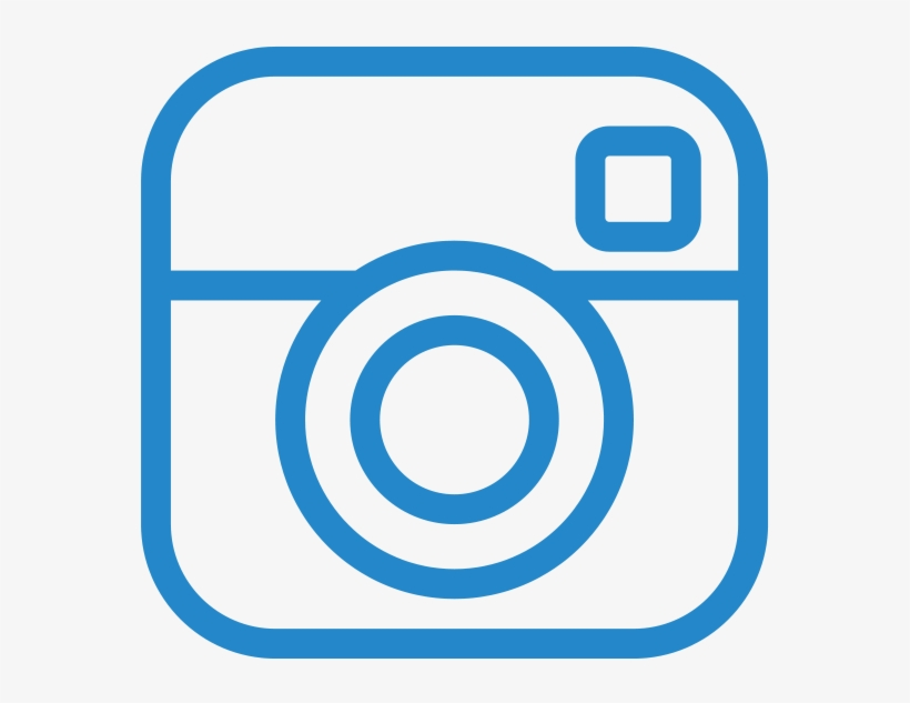 Instagram blue. Clipart resolution icon png