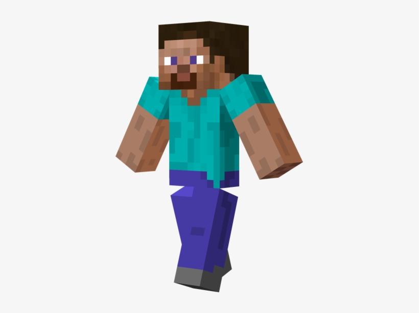 Minecraft Skin Steve Hd 370x544 Png Download Pngkit