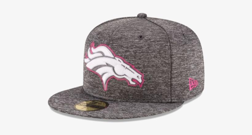 312b66186c091 Denver Broncos Breast Cancer Hat Fitted - Denver Broncos New Era Nfl Breast  Cancer Awareness