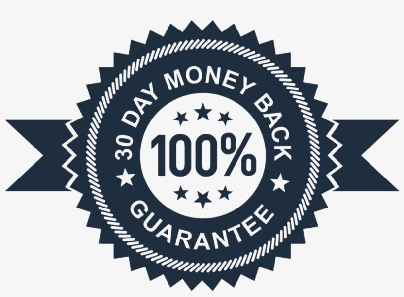 30 Days Money Back Guarantee - 30 Day Money Back Guarantee Badge ...