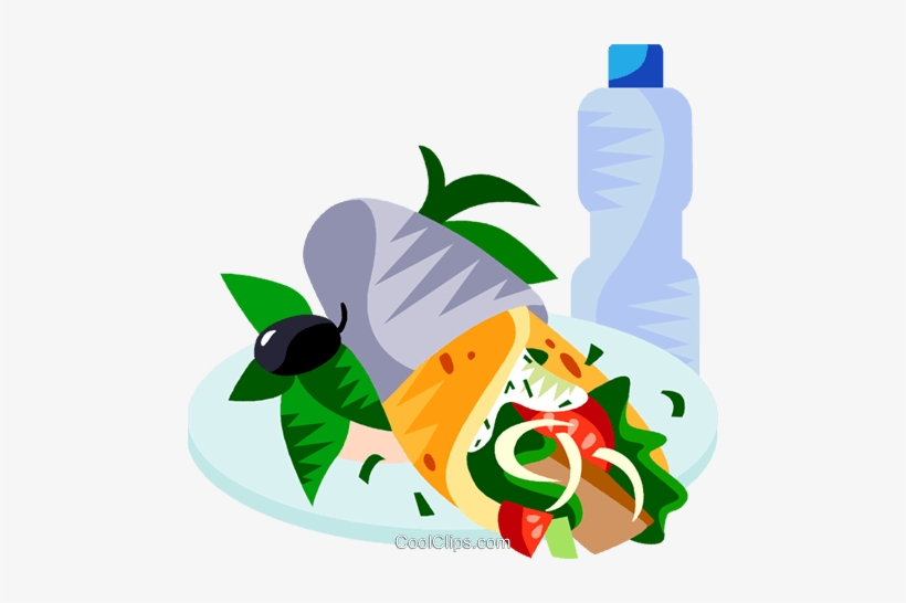 Eu European Cuisine Gyro Royalty Free Vector Clip Art Healthy Food Clip Art 480x466 Png Download Pngkit