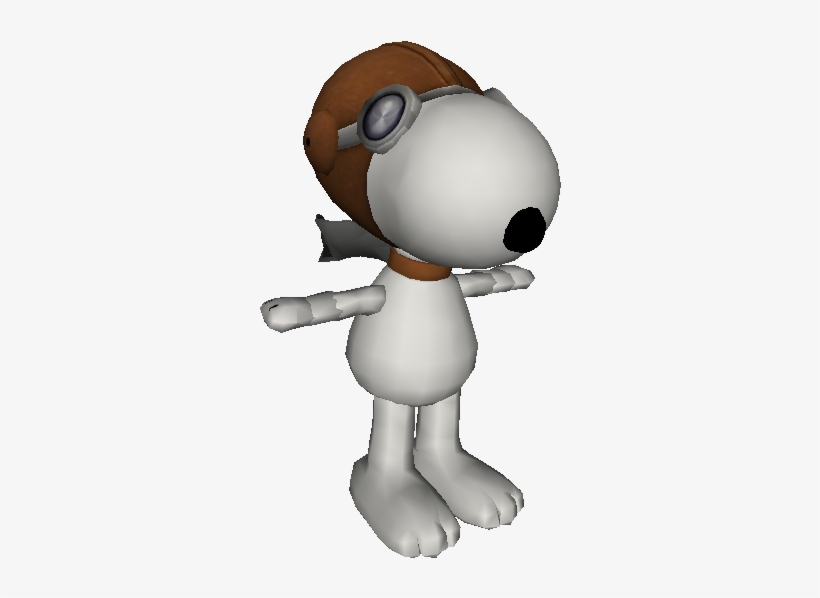 Download Zip Archive - Snoopy The Models Resource - 750x650