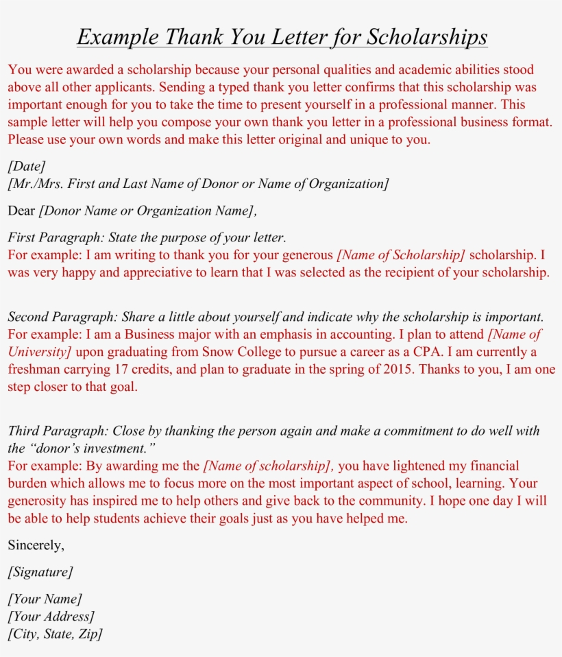 Formal Thank You Letter Format from www.pngkit.com