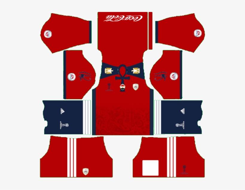 fe8dd41a901 New Fifa World Cup Russia 2018 Egyptian Icons Kits - Kit Dream League Soccer  2018 Borussia Dortmund