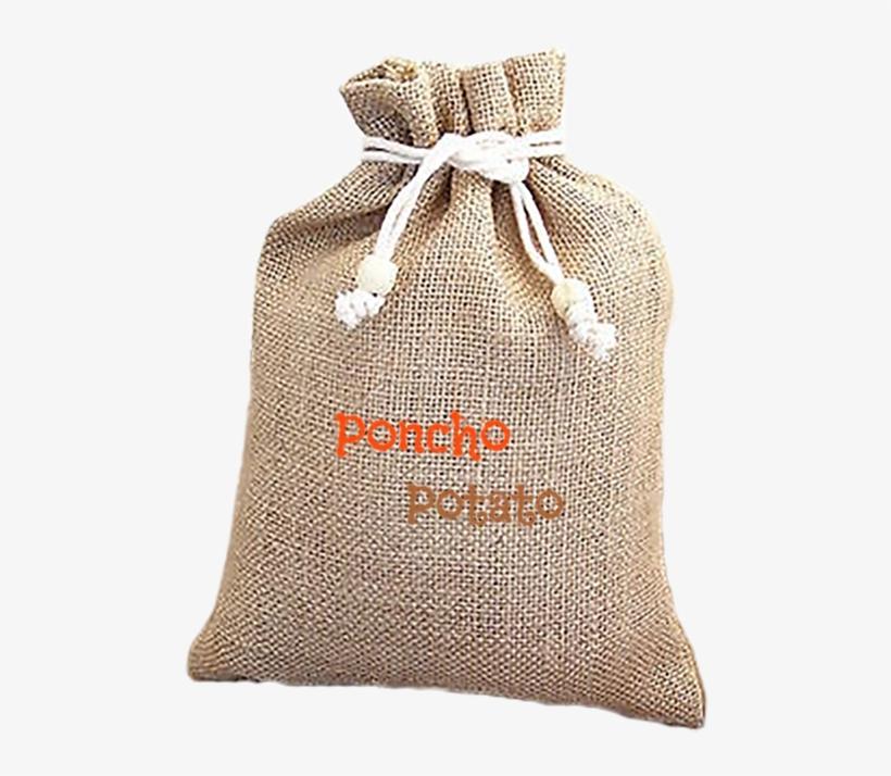 Gift In Potato Sack - Gunny Sack - 504x667 PNG Download - PNGkit