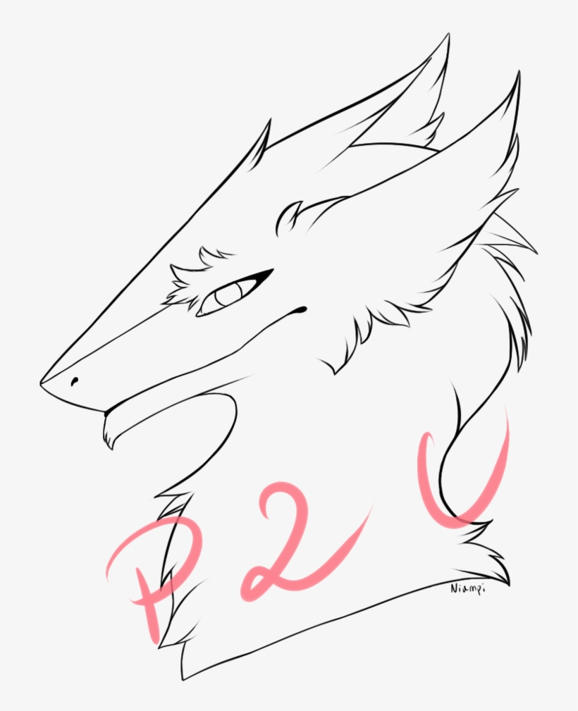 Sergal Base By Niampi - 823x970 PNG Download - PNGkit