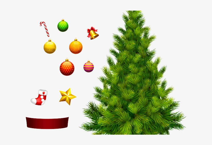 Christmas Tree Png Transparent Images Clipart Png Christmas Tree