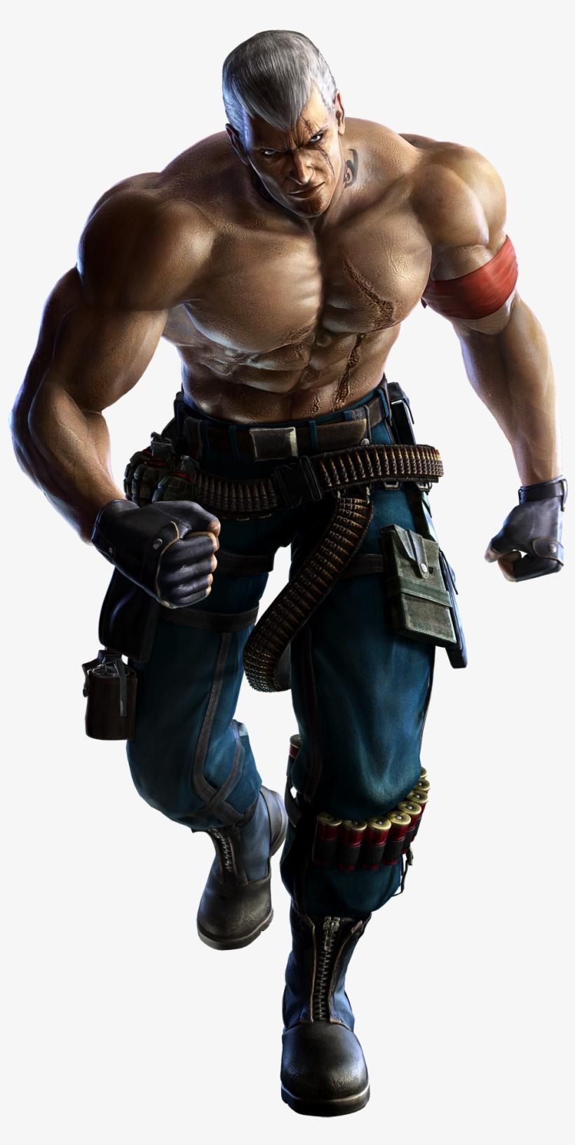 Tekken/bryan Fury Strategywiki, The Video Game Walkthrough