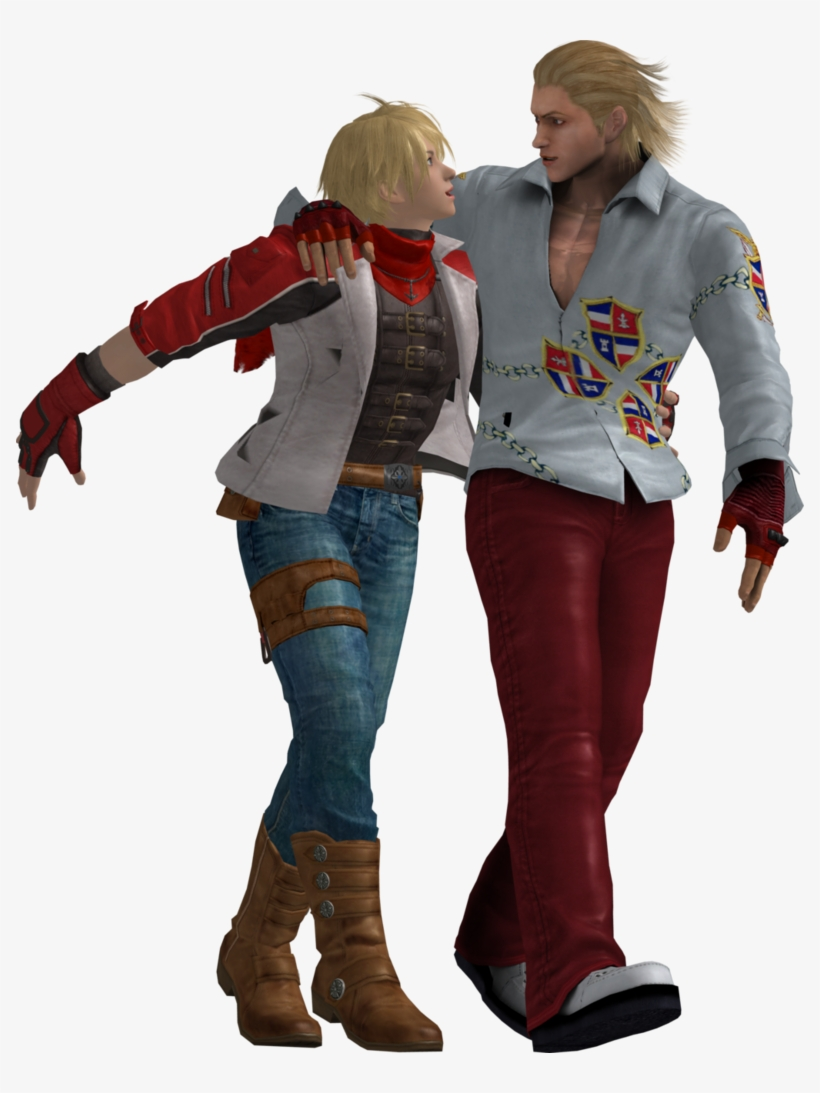 Are Steve And Leo Friends Tekken Steve And Leo 788x1013 Png Download Pngkit