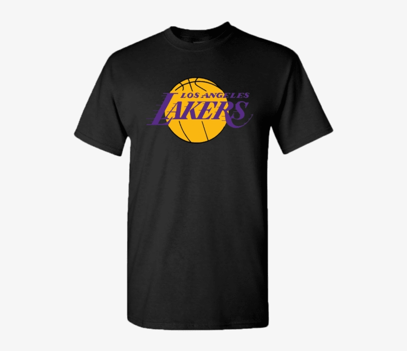 buy popular 9637c 08a01 Men's La Lakers Logo Lebron James Jersey T-shirt - Animal ...
