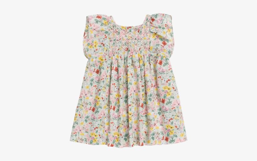 554960c8b779 Cadelili Babies  Dress Light Green - Pattern - 600x600 PNG Download ...